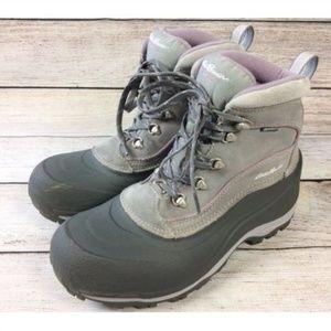 Eddie Bauer WeatherEdge Winter Boots Snow 8